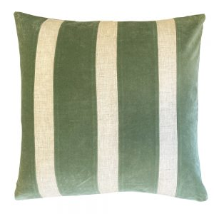 Bande 50cm sage indoor cushion