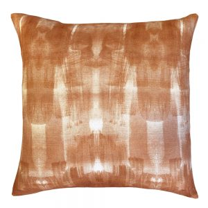 Byron 50cm orange indoor cushion