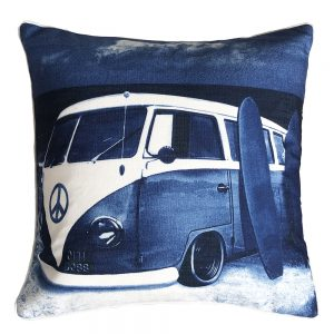 Daydream combie navy outdoor cushion