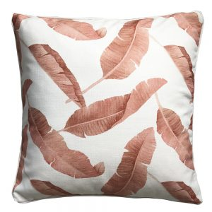 Daydream noosa blush outdoor cushion