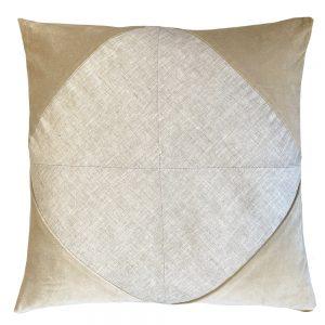 Denver 50cm natural indoor cushion