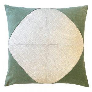 Denver 50cm sage indoor cushion