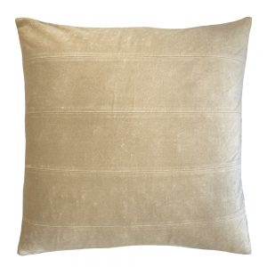 London natural indoor cushion