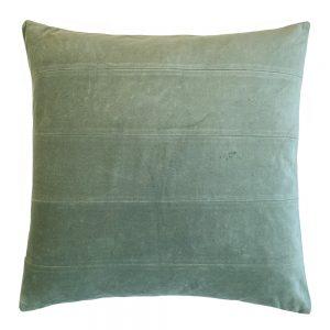 London seafoam indoor cushion