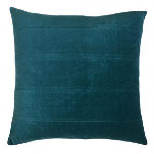 London teal indoor cushion