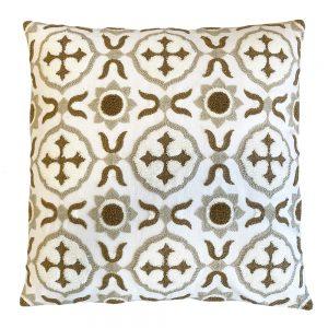 Milan 45cm natural indoor cushion