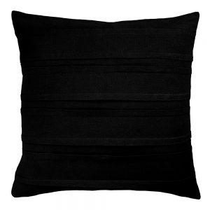 Montauk black indoor cushion