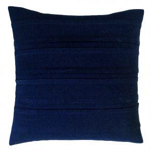Montauk navy indoor cushion