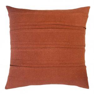 Montauk orange indoor cushion